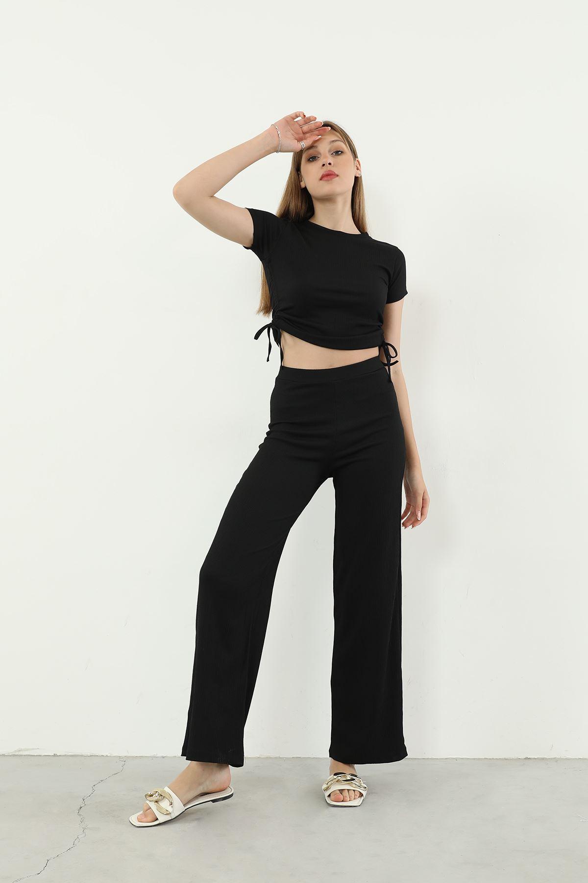 Pantolon Takım-Siyah