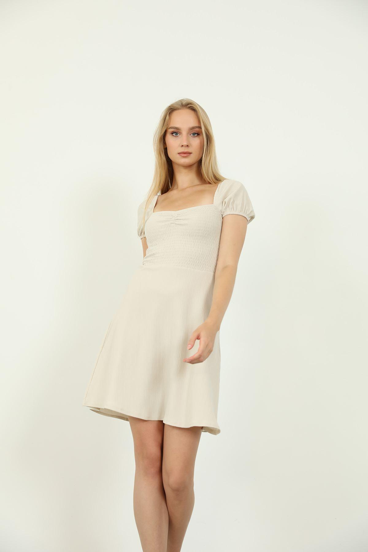Gipeli Elbise-Taş