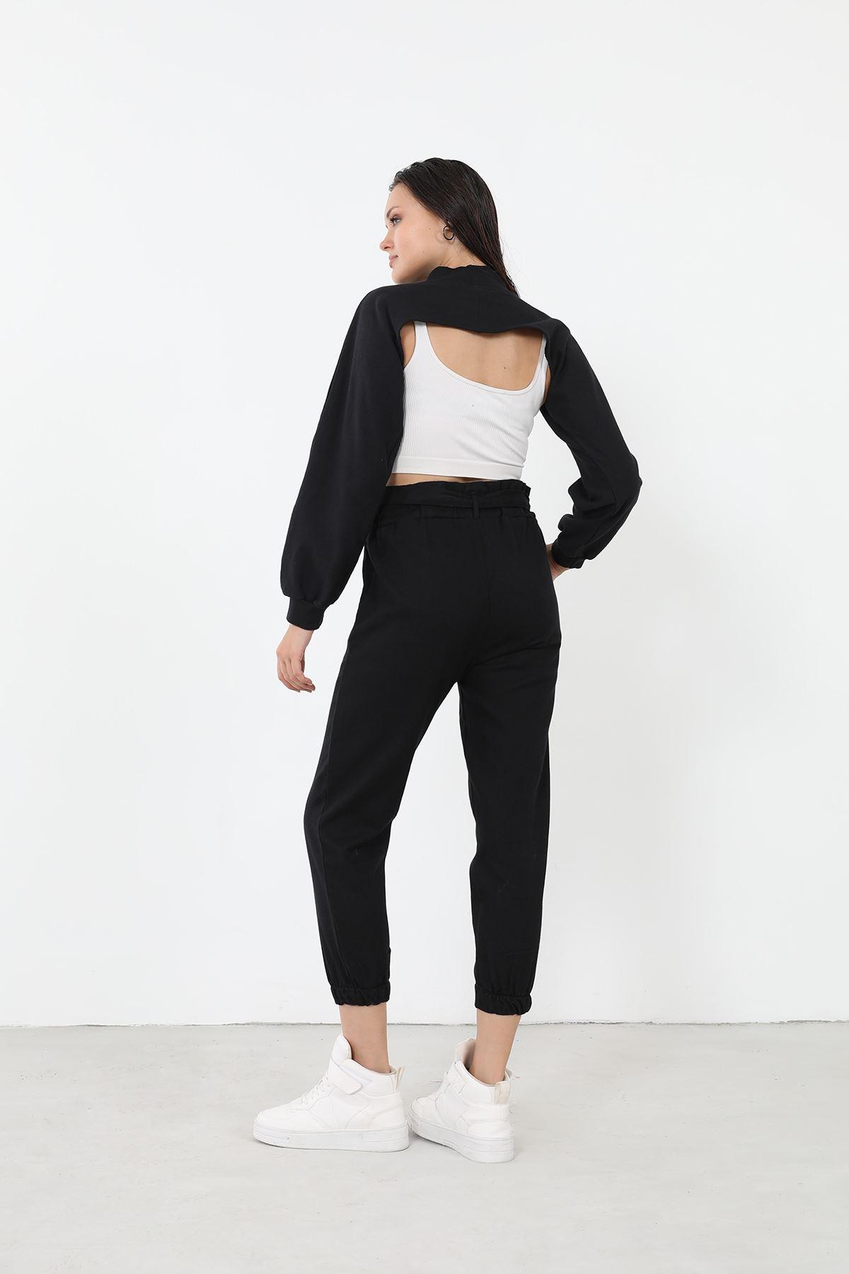 Jogger Pantolon-Siyah